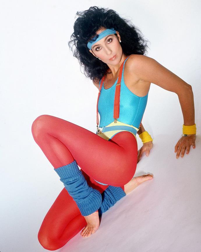 Cher, 1984