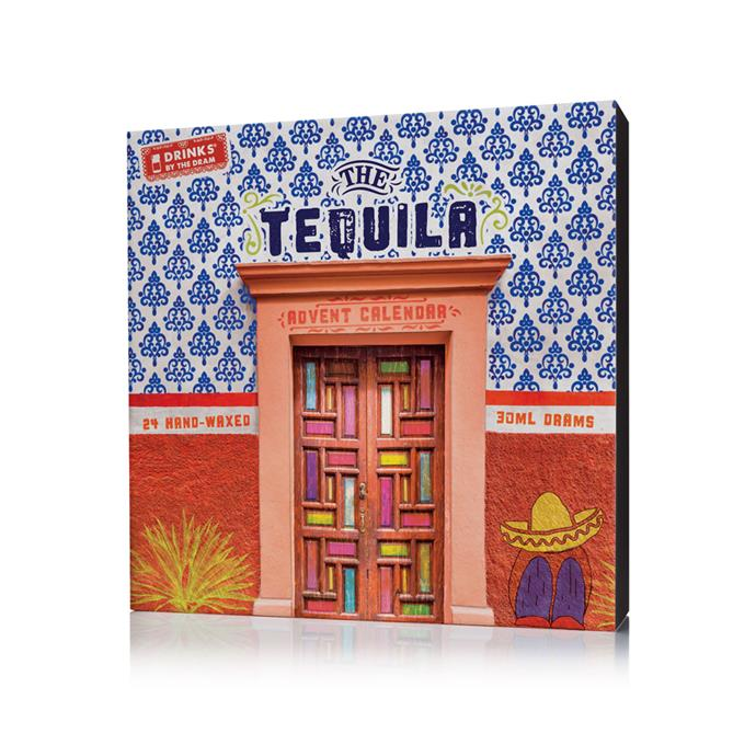 "Tequila Advent Calendar, $195.61 by [Master of Malt](https://www.masterofmalt.com/tequila/drinks-by-the-dram/tequila-advent-calendar/?srh=1|target=""_blank""