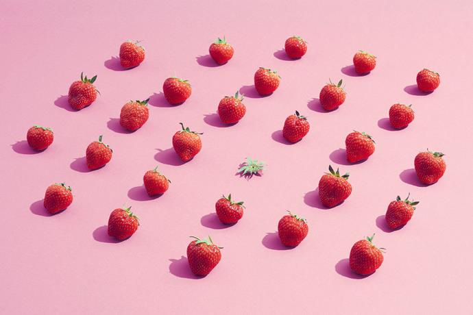 Berries, namely strawberries, are permitted in the 'Sirtfood Diet'.