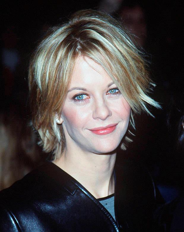 **1999: Meg Ryan's** ***You've Got Mail*** **Shag**<br><br>  Although Meg Ryan's *You've Got Mail* shag (often referred to as simply  'The Meg') didn't have quite the longevity that 'The Rachel' did, it did become one of the most popular hairstyles of 1999.