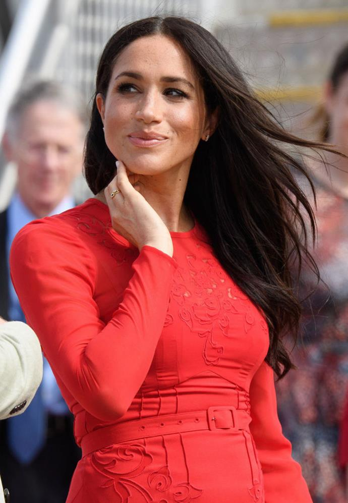 "**Meghan Markle, the Duchess of Sussex** <br><br> Meghan Markle was raised in a single-parent family, and worked in many different jobs before making it in the acting world—let alone, becoming British royalty. <br><br> Aside from her time as a briefcase girl on the T.V. show *Deal or No Deal*, Meghan surprisingly worked as a freelance calligrapher, teaching classes and writing wedding invitations. Judging by photographs of Meghan's [handwriting](https://www.harpersbazaar.com/celebrity/latest/a25631496/meghan-markle-handwriting-calligraphy/|target=""_blank""