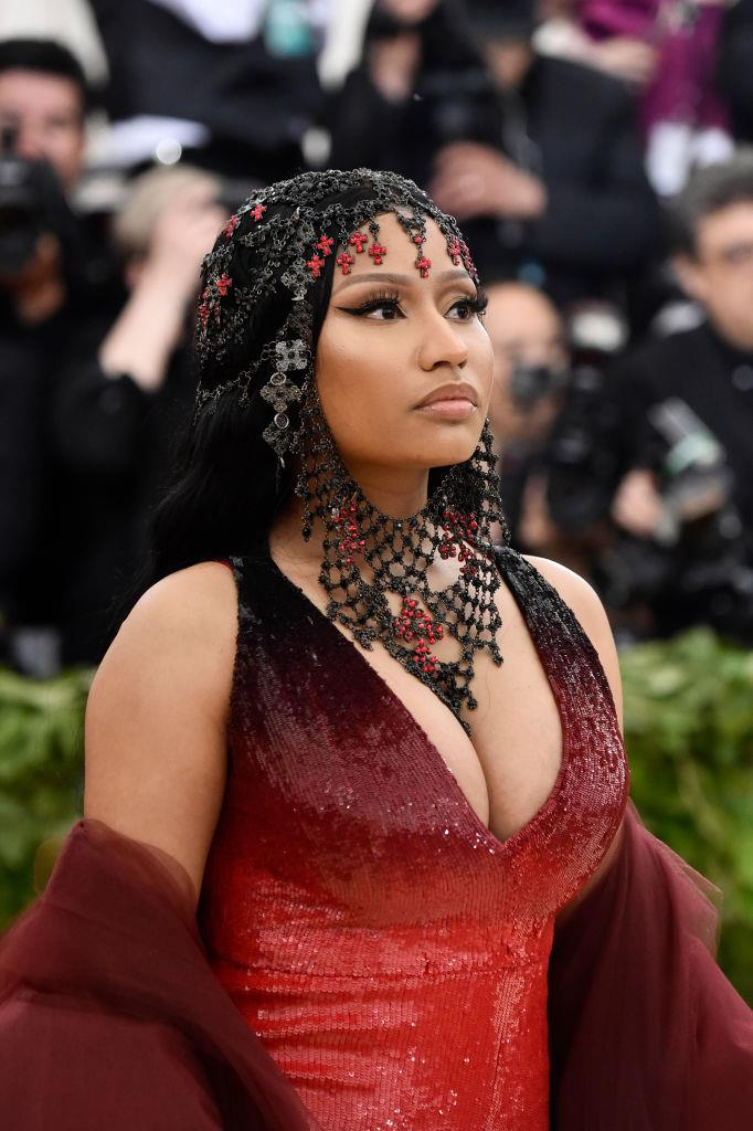 """**Nicki Minaj** <br><br> Minaj now has a successful rap career and a capsule collection with Fendi, but before she made it, she worked as a waitress at Red Lobster, a successful seafood restaurant chain in the U.S. <br><br> Minaj worked at """"three or four"""" of the company's New York locations, and has openly admitted that she was fired from all of them."""