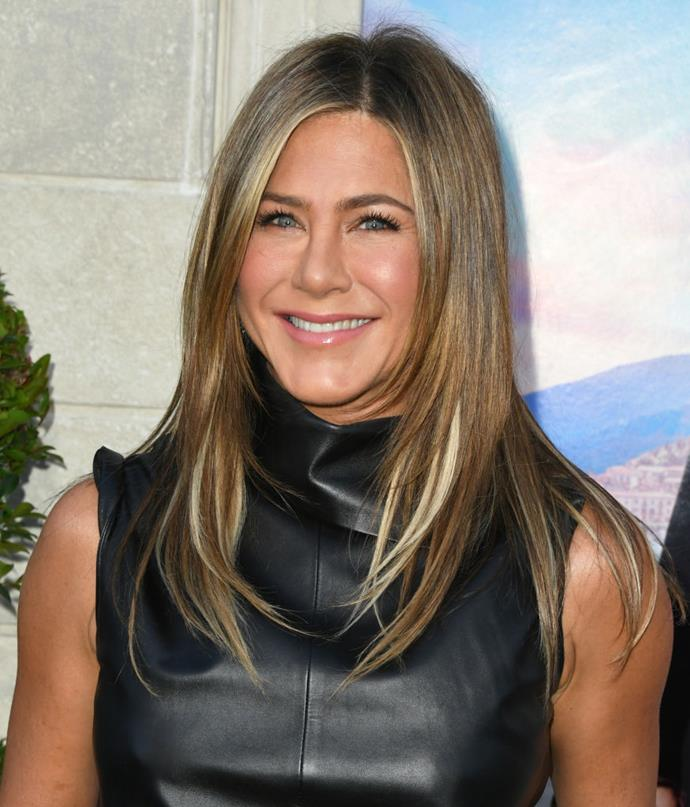 "**Jennifer Aniston** <br><br> Before Jennifer Aniston scored the role of a lifetime on *Friends*, she tried her hand at a couple of unexpected jobs. One of these was in telemarketing, and it only lasted for two weeks. <br><br> In a 2019 interview, she said of her long-forgotten profession: ""I didn't make one sale. I was terrible at it. I was like, 'Why do we have to call people at dinnertime?'"""
