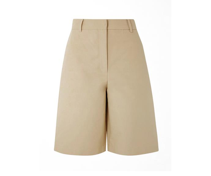 "**Shorts by LVIR, $228.79 at [Net-a-Porter](https://www.net-a-porter.com/au/en/product/1219055/lvir/cotton-poplin-shorts|target=""_blank""