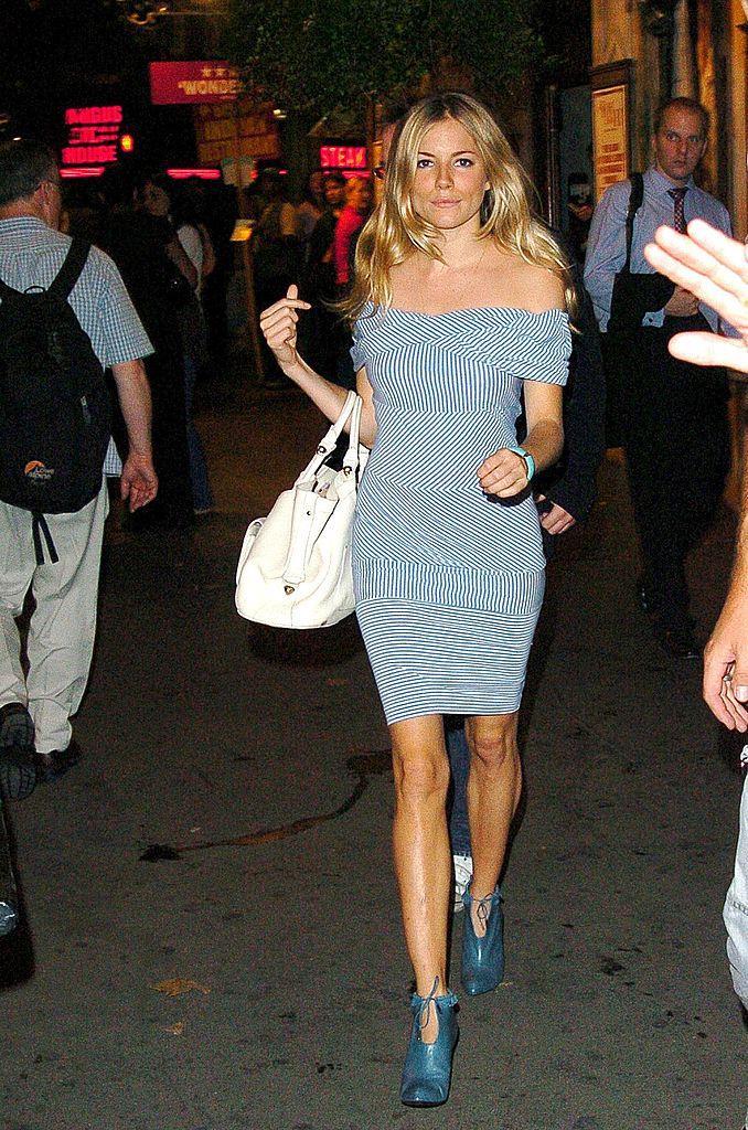 Sienna Miller in 2005.