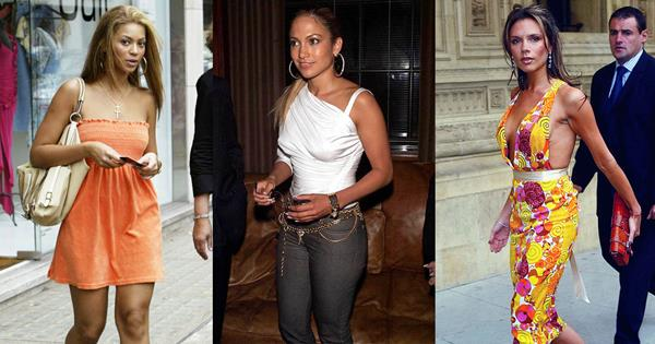 2000s Fashion: The Best Celebrity Street Style Moments | Harper's BAZAAR Australia