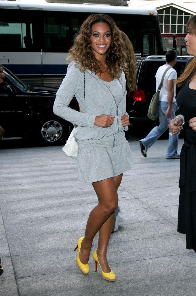 Beyoncé in 2006.