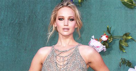 Jennifer Lawrence Gives First Glimpse At Her Wedding Ring | Harper's BAZAAR Australia