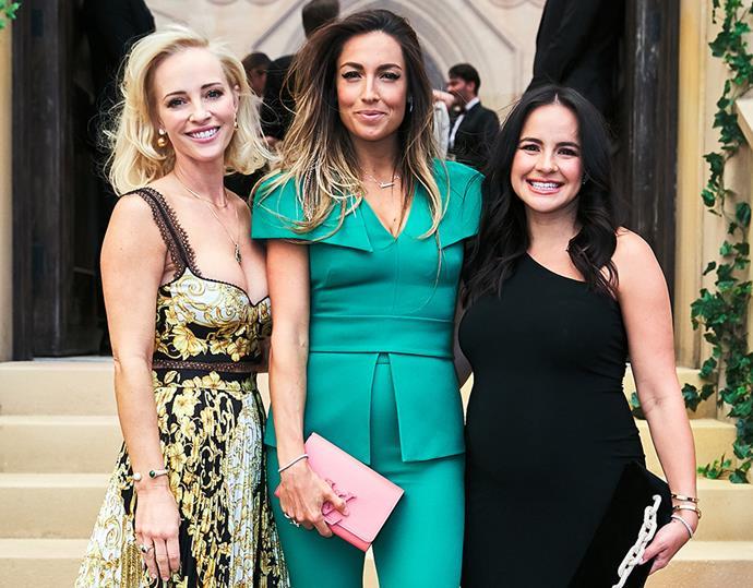 Stephanie Conley, Victoria Montano, Anna Lahey