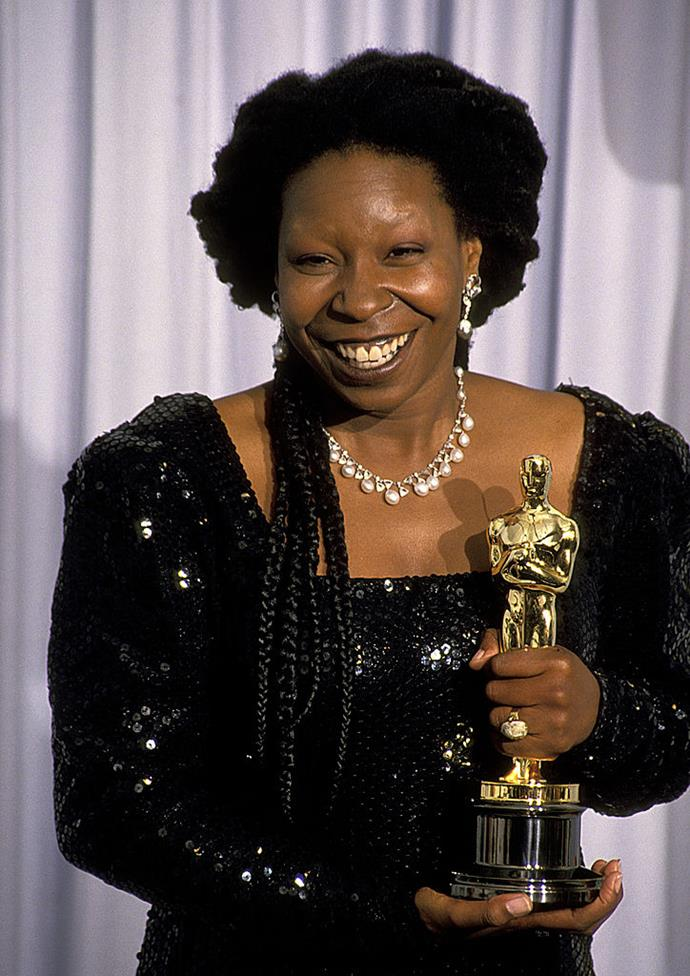 "**Whoopi Goldberg** <br><br> Whoopi Goldberg might be an acclaimed actress and 'EGOT' winner in 2019, but before her acting career took off, her life was entirely different. In fact, her previous job was rather grim—working as a makeup artist in a morgue, preparing corpses for open-casket funerals. <br><br> The actress even revealed in an interview with *Oprah's Master Class* that she had a potentially haunting experience while working at the morgue, which turned out to be a prank by her boss. ""He said, 'Now, the worst thing that you could imagine has happened. That's it. That's the worst thing that can happen. It's already happened... You still want to work?'"""
