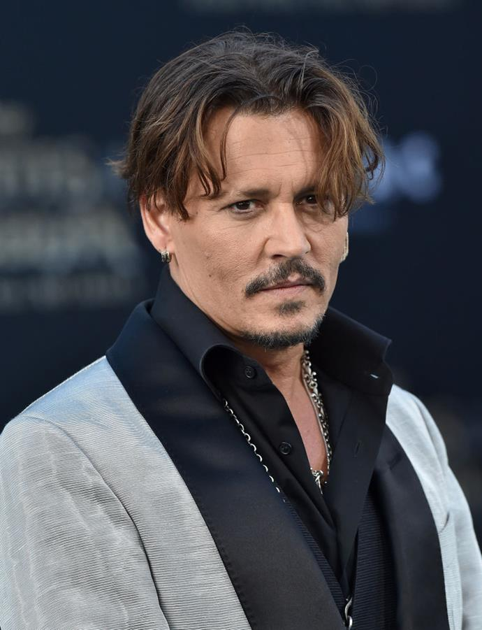 "**Johnny Depp** <br><br> Like Jennifer Aniston, Depp also worked as a telemarketer before he was famous, and also didn't gel with the job. <br><br> In a 2014 interview with *Interview* Magazine, Depp explained: ""You made up a name, like, 'Hey, it's Edward Quartermine from California. You're eligible to receive this grandfather clock or a trip to Tahiti.' You promise them all these things if they buy a gross of pens. It was just awful. But I actually think it was the first experience I had with acting."""