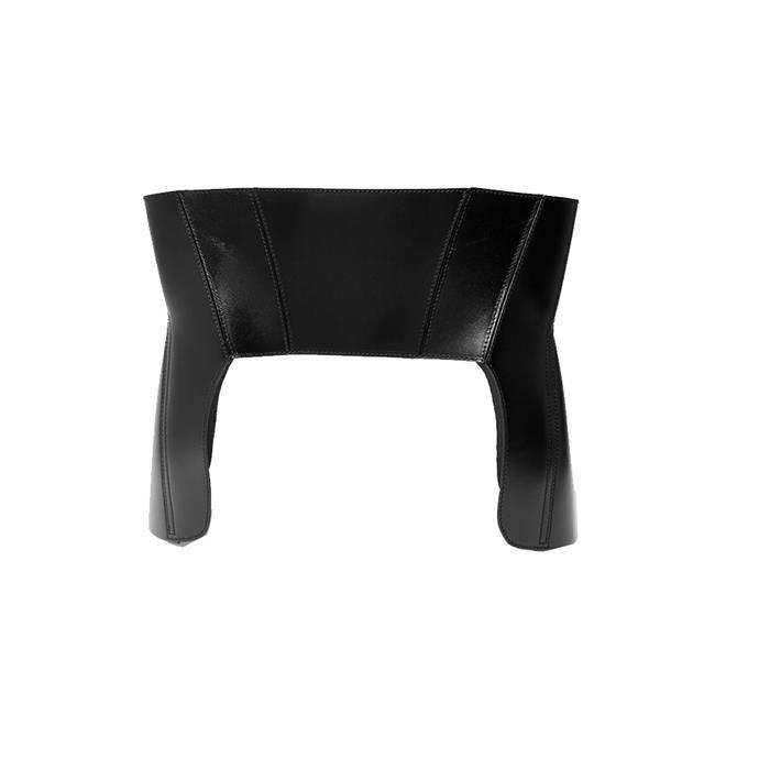 """Corset belt by Alexander McQueen, $2,038 at [NET-A-PORTER](https://www.net-a-porter.com/au/en/product/1111823/Alexander_McQueen/leather-corset-belt target=""""_blank"""" rel=""""nofollow"""")."""
