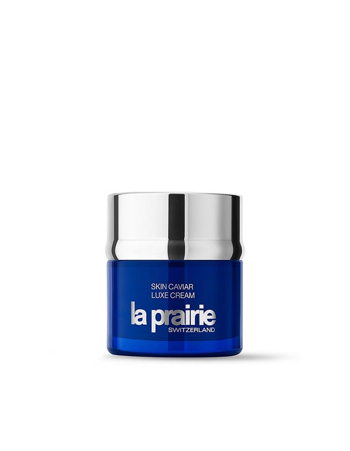 """**Skin Caviar Luxe Cream 100ml by La Praire, $1,225 from [David Jones](https://www.davidjones.com/brand/la-prairie/bestsellers/22069062/Skin-Caviar-Luxe-Cream-100ml.html