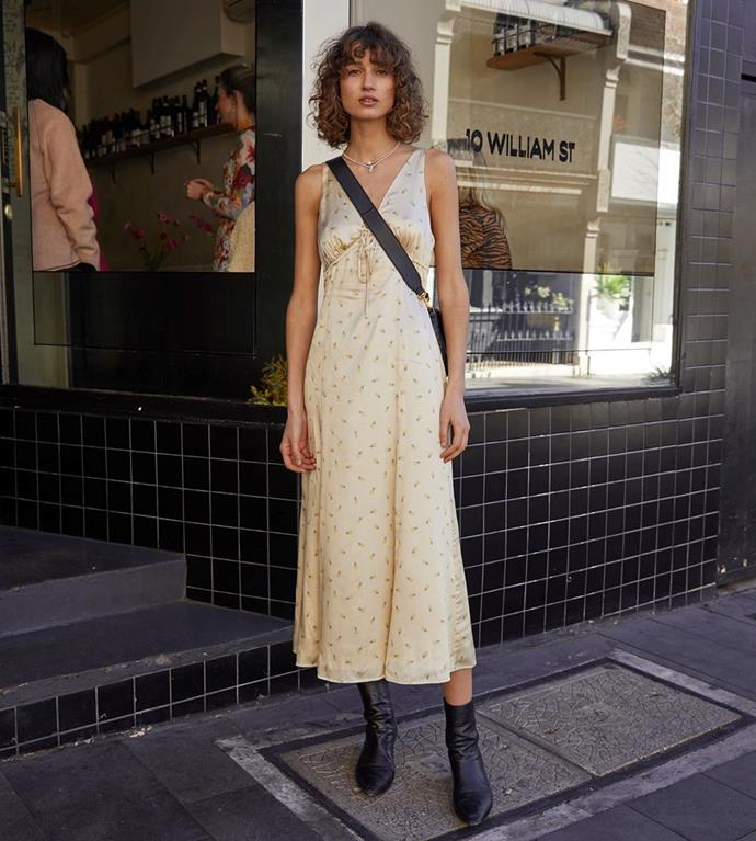 "***Hansen & Gretel*** <br><br> Price point: $55 - $899 <br><br> Fusing modern and traditional design, this whimsical label is a go-to for timeless wardrobe pieces. The Sydney-based brand delivers effortlessly chic staples with a focus on ethics and sustainability. Intimates and basics sit under $100, and more intricate designs (think tiered silk midi dresses and ruffled linen miniskirts), while at a higher price point, boast infinite style mileage. <br><br> *Shop at: [Hansen & Gretel](https://hansenandgretel.com/|target=""_blank""
