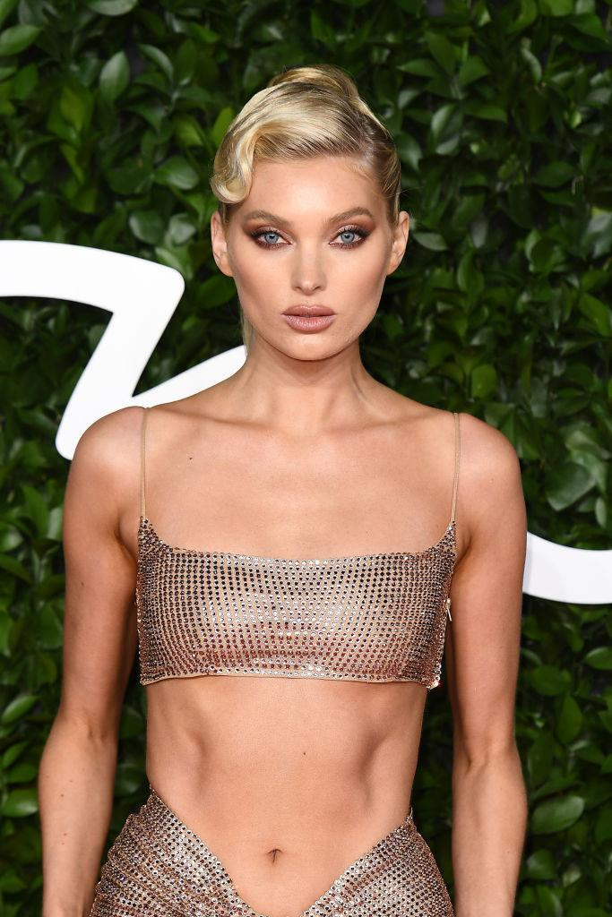 """***Elsa Hosk*** <br><br> Former Victoria's Secret model [Elsa Hosk](https://www.elle.com.au/celebrity/elsa-hosk-alcoholic-20676