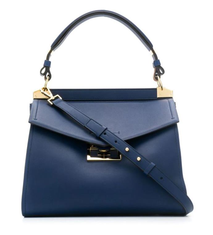 """'Mystic' handbag by Givenchy, $5,050 at [Farfetch](https://fave.co/2sKW5z6