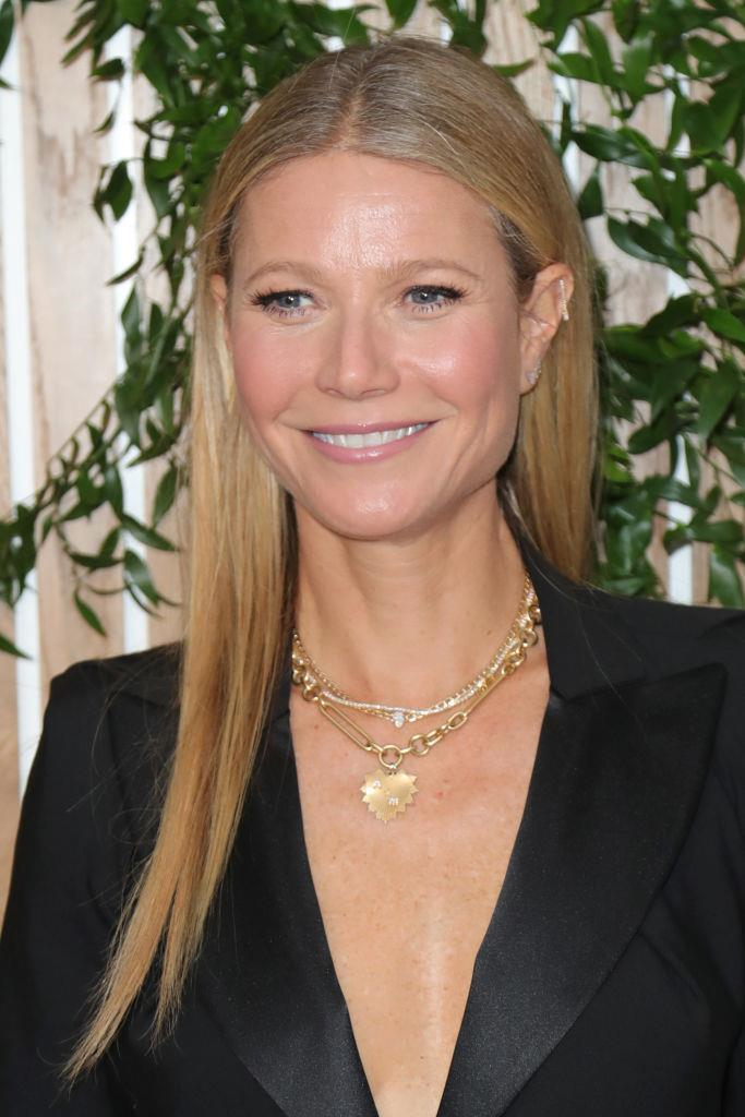 "**Gwyneth Paltrow**<br><br>  The 47-year-old *Goop* founder has no qualms about her greying roots, previously telling [*People*](https://people.com/style/gwyneth-paltrow-on-embracing-her-wrinkles/|target=""_blank""