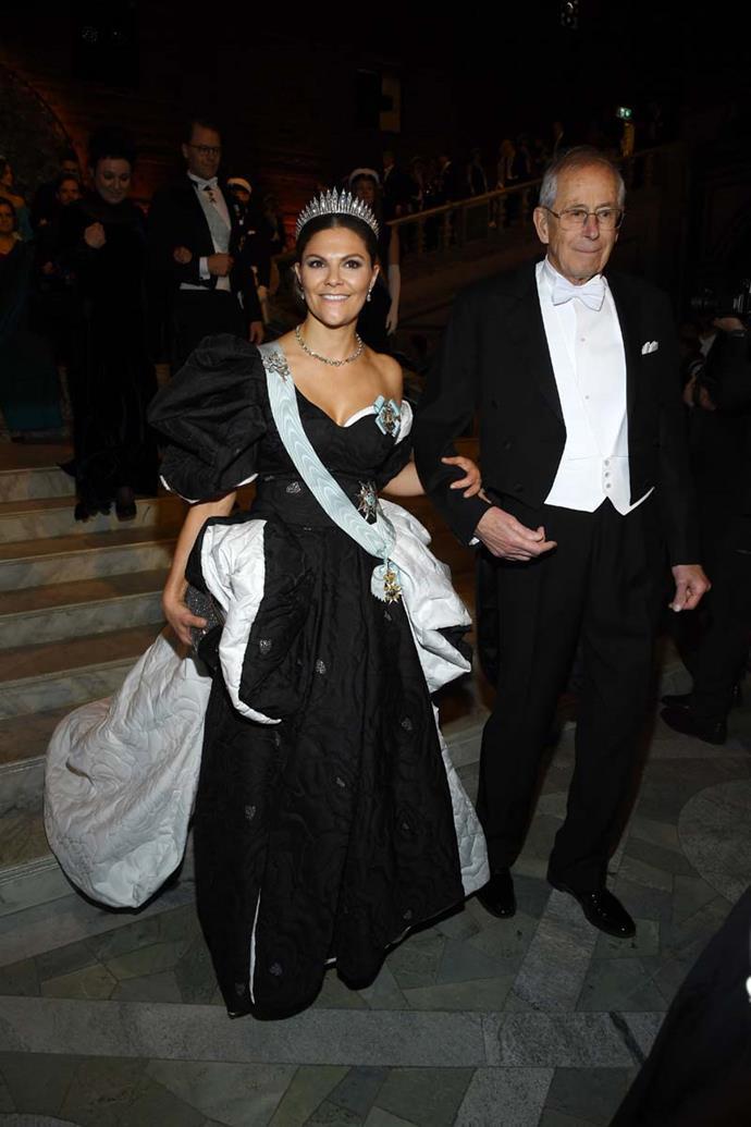 Crown Princess Victoria.