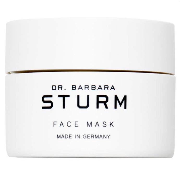 """**Best Hydrating Mask** <br><br> Dr. Barbara Sturm Deep Hydrating Face Mask, $226 at [MECCA](https://www.mecca.com.au/dr-barbara-sturm/deep-hydrating-face-mask/I-031656.html?cgpath=brands-drstrm