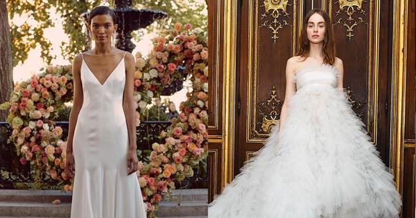 Wedding Dress Trends 2020 The Biggest Looks For Brides