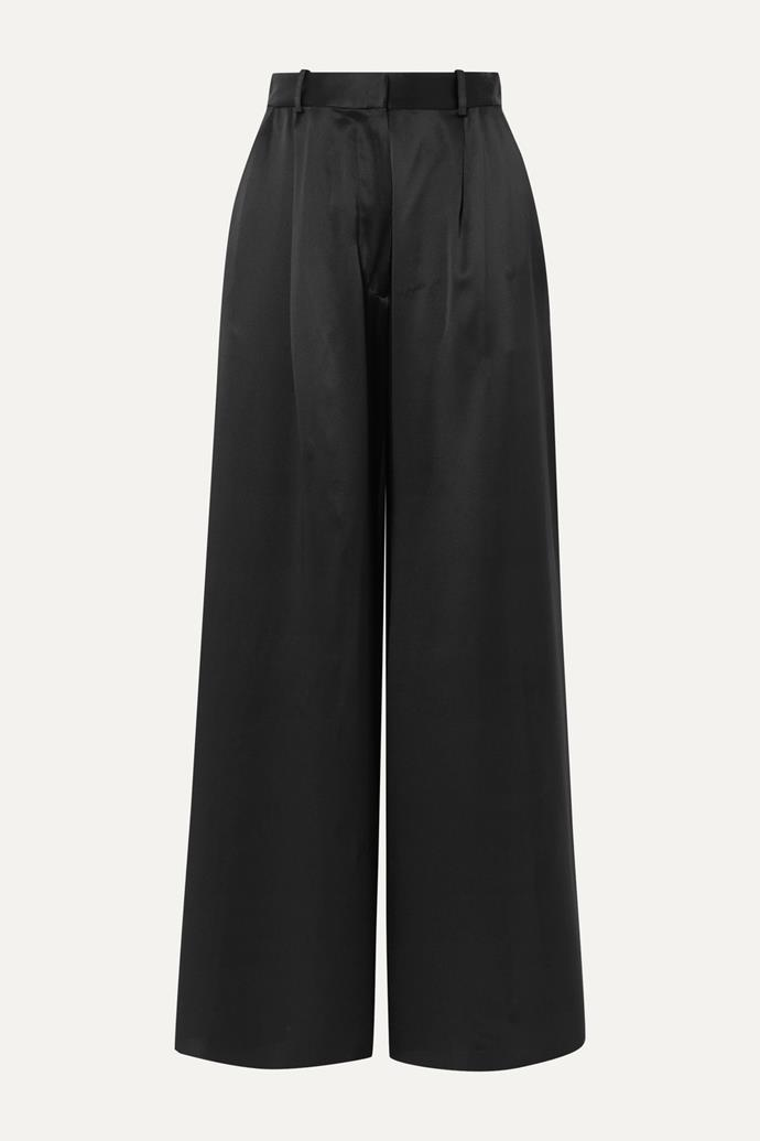 "Pants by Michael Lo Sordo, $788.28 at [NET-A-PORTER](https://www.net-a-porter.com/au/en/product/1181932?resType=single&keywords=1181932&termUsed=1181932&enableAjaxRequest=false|target=""_blank""