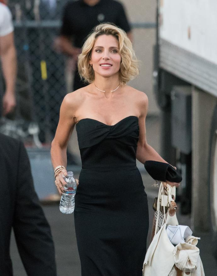 "**Elsa Pataky**<br><br>  Spanish star Elsa Pataky started incorporating intermittent fasting into [her diet and exercise routine](https://www.harpersbazaar.com.au/health-fitness/elsa-pataky-diet-exercise-19685|target=""_blank"") after being put on to it by her husband Chris Hemsworth.<br><br>  ""[Chris], he got me into fasting. So I've started fasting now, I was always like 'Hmmm, I don't know!', and it's really hard, but then I started reading about it,"" she [said](https://www.bodyandsoul.com.au/health/celebrity-profiles/elsa-pataky-on-intermittent-fasting-her-competitive-marriage-to-chris-hemsworth-and-feeling-sexy-at-40/news-story/e0c8fd15355fc684cb31b2fbef6cd83d