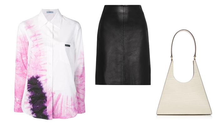"**Libra** <br><br> If any sign will be willing to experiment with fashion, it's Libra, so trust them to pull off (or at *least* attempt) all of the trickiest trends we'll see in 2020. <br><br> *Tie-dye shirt by Prada, $1,480 at [Farfetch](https://fave.co/2EySKpG|target=""_blank""