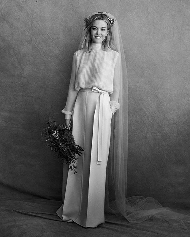 "**Marta Ortega** <br><br> Marta Ortega's custom Valentino wedding gown (pictured) may give something of a clue as to her fashion ties—her father is the founder of ZARA, and her family is thought to be the fifth wealthiest in the world. A life this grand meant that Ortega could hire the late [Peter Lindbergh](https://www.harpersbazaar.com.au/fashion/peter-lindbergh-tributes-19238|target=""_blank""), one of the world's most famous fashion photographers, to photograph her wedding day. <br><br> *Image: Instagram [@maisonvalentino](https://www.instagram.com/p/BqSJSmLBaJz/