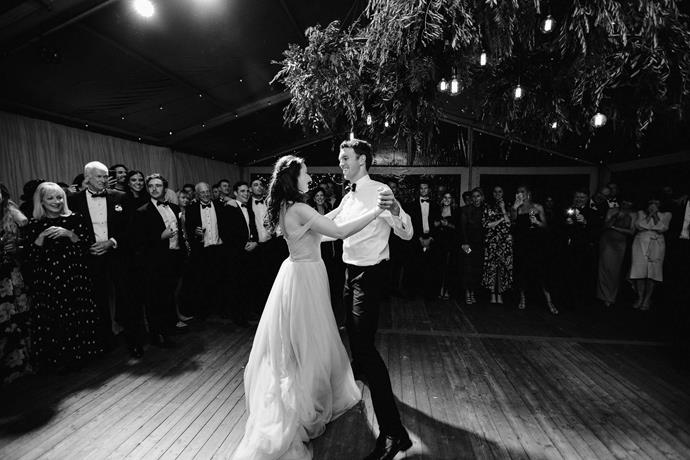 **On the first dance song:** 'A Sky Full of Stars' by Coldplay. Jamie loves Coldplay, and I knew that if I was going to convince him to dance with me it would have to be a song that he loved.