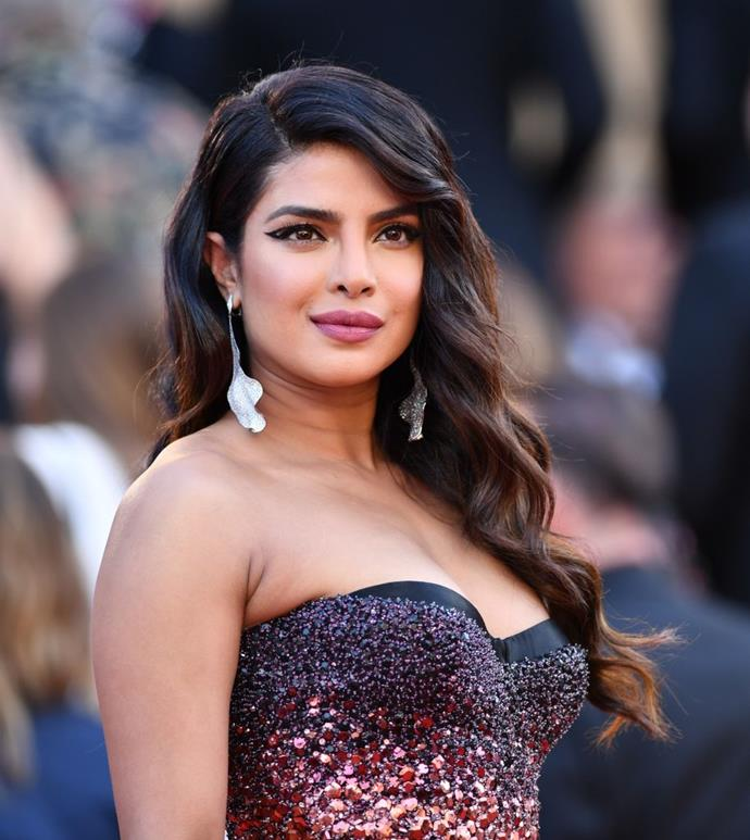 **5. Priyanka Chopra Jonas**<br><br>  According to the report, the Bollywood-turned-Hollywood star earned approximately USD $1.1 million (AUD $1.58 million) through Instagram in 2019, raking in roughly USD $271K (AUD $388K) per post, for a total of four ad posts in throughout the year.