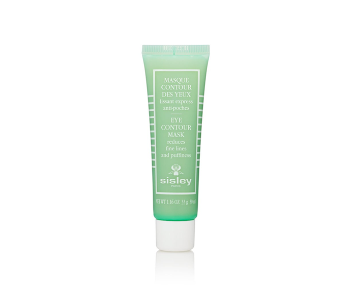 "**Eye Contour Mask, $170 by [Sisley Paris](https://www.sisley-paris.com/en-AU/eye-contour-mask-30ml-3473311421005.html|target=""_blank"")**<br> If you count a fatigued-looking eye area among your standout skin concerns this eye mask can help. It harnesses the malachite extract within the formula to diminish the appearance (and feeling) of puffiness and fine lines. Expect relief within mere minutes."