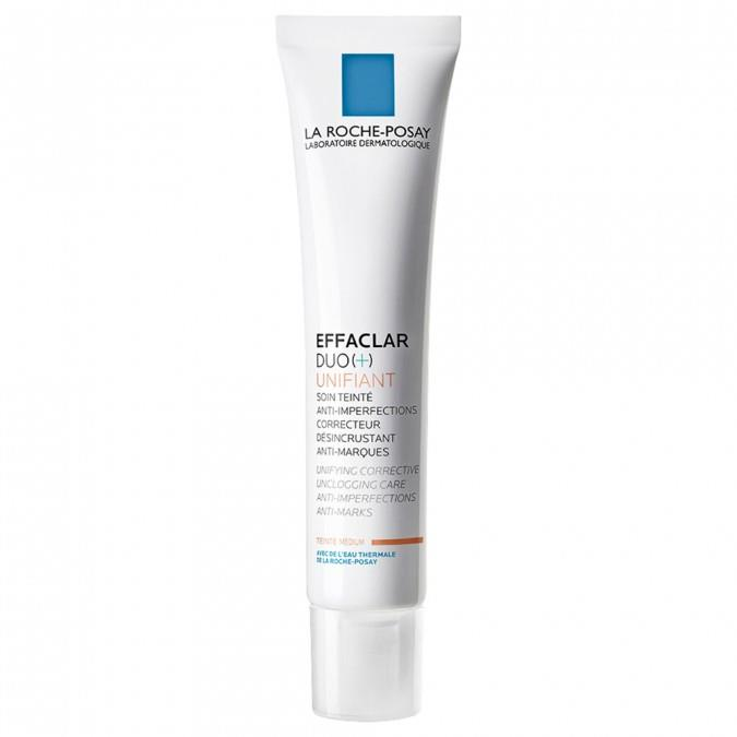 "**For an easy cover-up:** *'Effaclar Duo' by La Roche-Posay, $31.99 for 40mL at [Priceline](https://www.priceline.com.au/la-roche-posay-effaclar-duo-unifiant-medium-40-ml|target=""_blank""