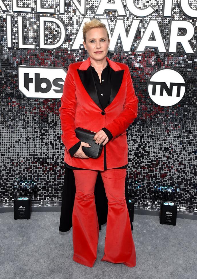 Patricia Arquette.