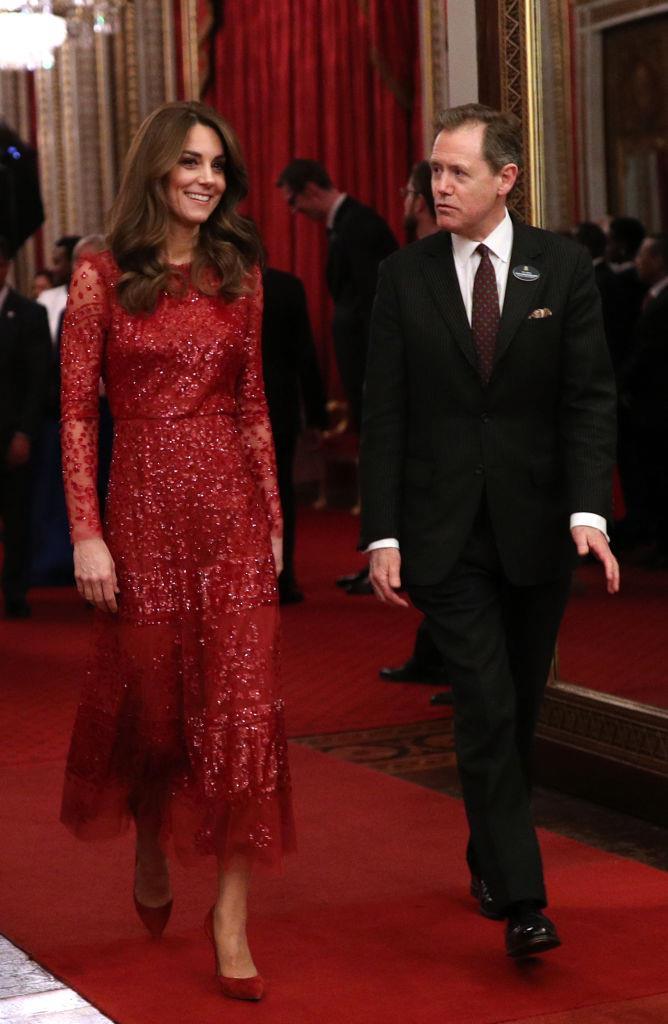Duchess Kate Middleton on January 20, 2020.