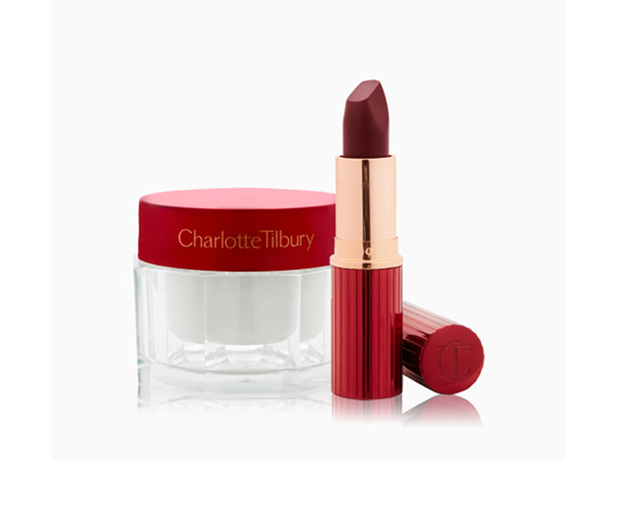 "**New Year Magic Red Duo, $165 by [Charlotte Tilbury](https://www.charlottetilbury.com/au/product/lunar-new-year-beauty-duo|target=""_blank"")**"