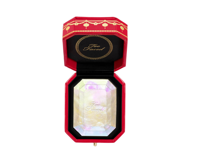 "**Diamond Light Highlighter Chinese New Year Limited Edition by Too Faced, $52 at [MECCA](https://www.mecca.com.au/too-faced/diamond-light-highlighter-chinese-new-year-limited-edition/I-042206.html|target=""_blank"")**"