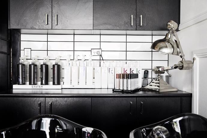 Kimmy Ralph's Salon in Darlinghurst