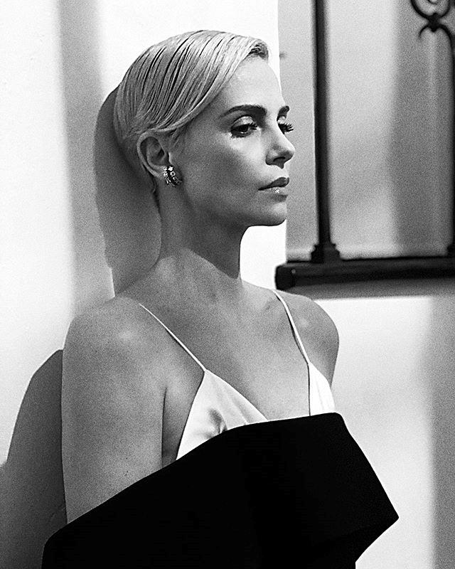 """**Adir Abergel (hairstylist)** <br><br> With clients like Charlize Theron, Saoirse Ronan and Kristen Stewart (a lineup, if you ask us), we can't get enough of hairstylist Adir Abergel's strong, seductive hair looks, which enhance the red carpet power of any of his clients. <br><br> *Image: Instagram [@hairbyadir](https://www.instagram.com/p/B7fZcIGBD0Q/