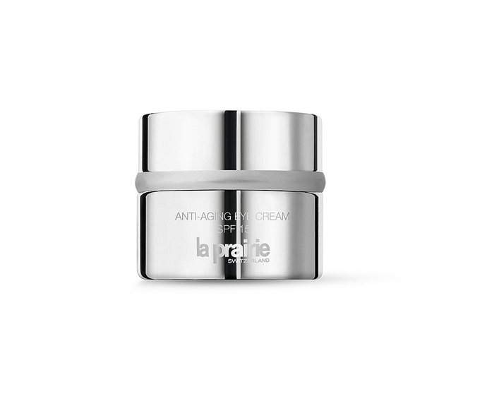 """**Anti-Aging Eye Cream SPF15 by La Prairie, $265 at [David Jones](https://www.davidjones.com//20092150/Anti-Aging-Eye-Cream-SPF-15-15ml.html