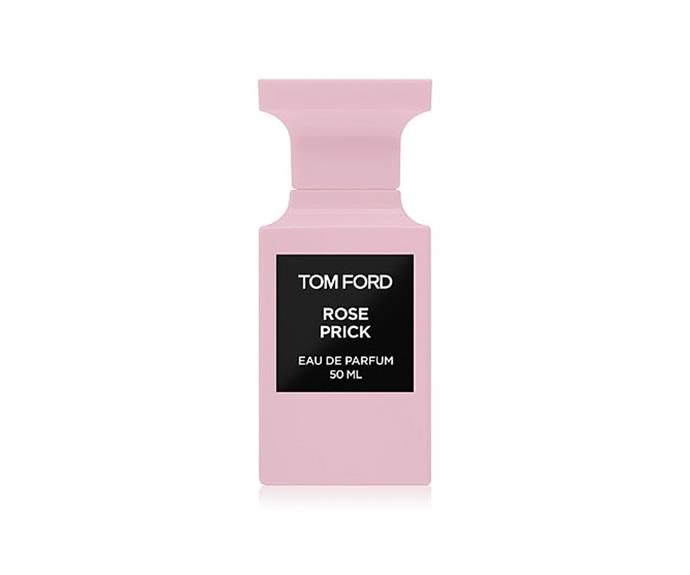 "**Private Blend Rose Prick EDPby Tom Ford, $480 at [David Jones](https://www.davidjones.com/beauty/new-in/23317513/Private-Blend-Rose-Prick-50ml.html|target=""_blank"")**<br> This fresh take on the misunderstood floral will definitely have you reconsidering rose. It's name is telling; the rose is more punchy than powdery."