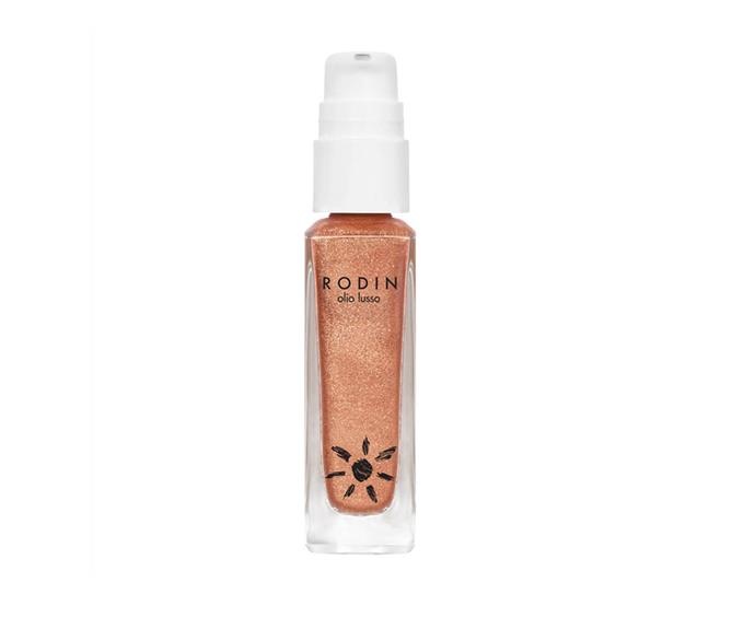 """**Goddess Aurora Collection Luxury Illuminating Liquid by Rodin Olio Lusso, $58 at [MECCA](https://www.mecca.com.au/rodin-olio-lusso/goddess-aurora-collection-luxury-illuminating-liquid/I-038785.html?cgpath=makeup-complexion-illuminator