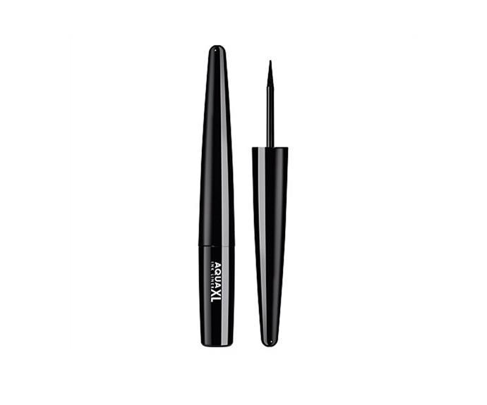 "**Aqua XL Ink Liner by Make Up For Ever, $38 at [David Jones](https://www.davidjones.com/beauty/eyes/eyeliners/21793273/AQUA-XL-INK-LINER.html|target=""_blank"")**<br> A liquid liner option that truly stays on until you take it off."