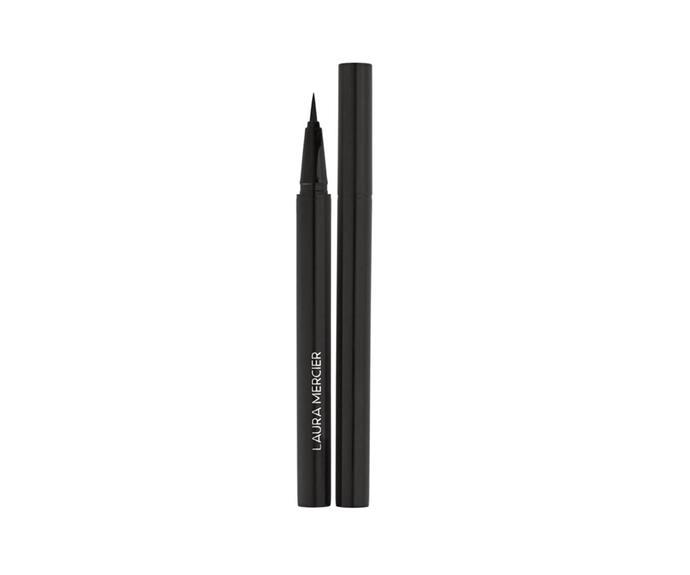 "**Caviar Intense Liner by Laura Mercier, $43 at [MECCA](https://www.mecca.com.au/laura-mercier/caviar-intense-liner/I-039046.html?cgpath=makeup-eyes-eyeliner|target=""_blank"")**<br> An inky intense black eyeliner with a waterproof, crease-proof formula."