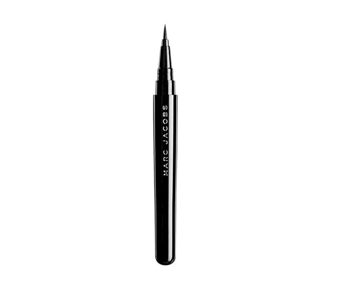 """**Magic Marc'er Precision Pen Waterproof Liquid Eyeliner by Marc Jacobs Beauty, $44 at [Sephora](https://www.sephora.com.au/products/marc-jacobs-beauty-magic-marcer-precision-pen-waterproof-liquid-eyeliner/v/blacquer