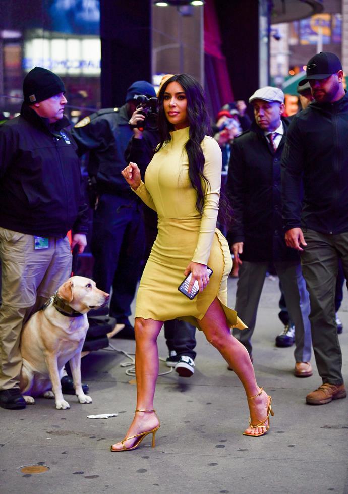 Kim Kardashian Image: Getty
