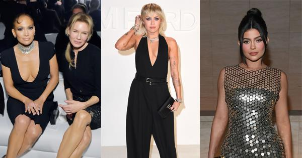 Did Tom Ford Just Hold The Most Star-Studded Show In Fashion Week History?