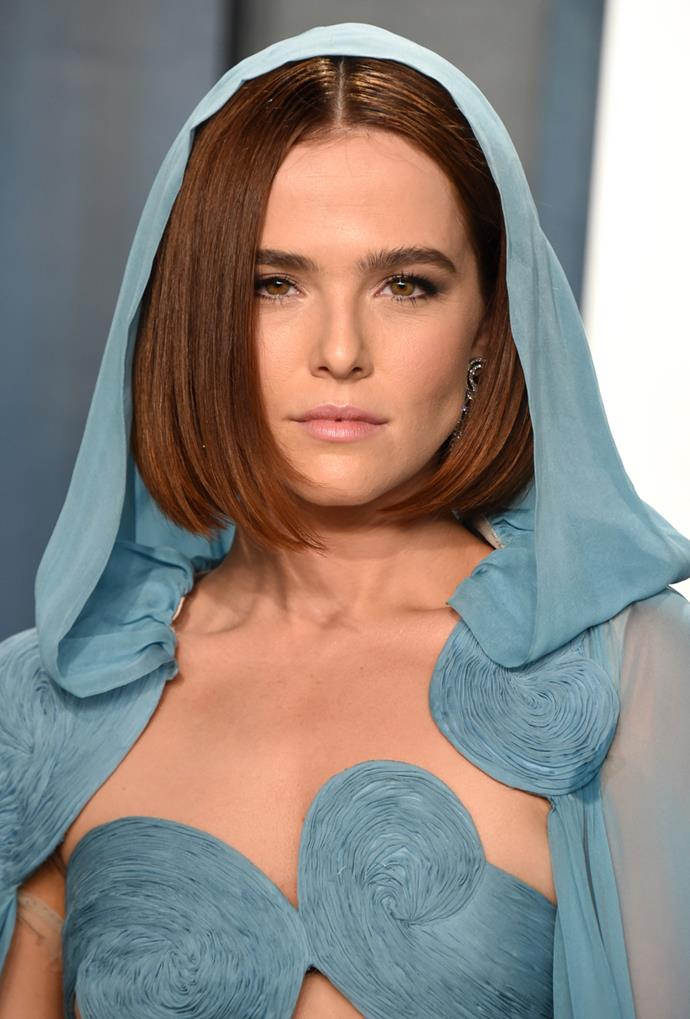 **Zoey Deutch**