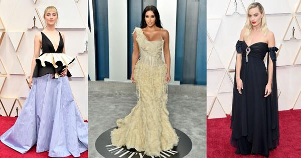 The Biggest Trend Of The Oscars? Rewearing Old Gowns