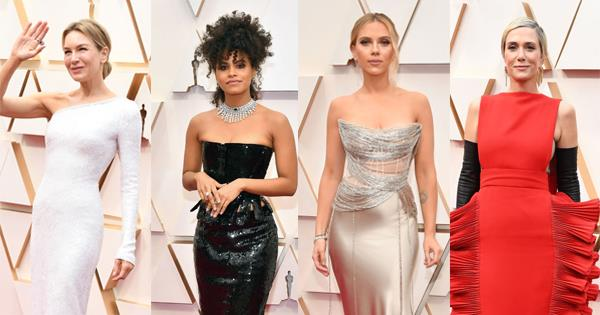 The Best Dressed At The 2020 Oscars, According To The BAZAAR Team
