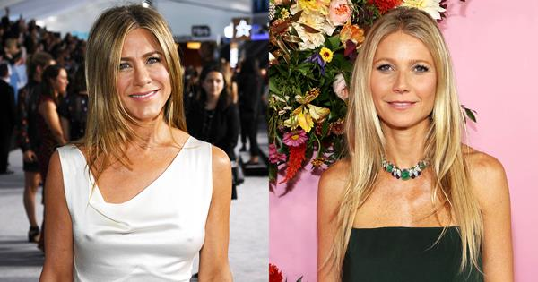 Jennifer Aniston And Gwyneth Paltrow Use The Same Simple Hack For A Good Night's Sleep
